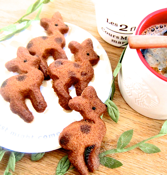 Best Recipes #6: My homemade cookies ~ melt in mouth milo cookies 最棒食谱 #6 の我的拿手曲奇饼干~ 入口即化美禄曲奇