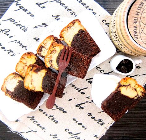 cream cheese marble brownie 大理石乳酪布朗尼