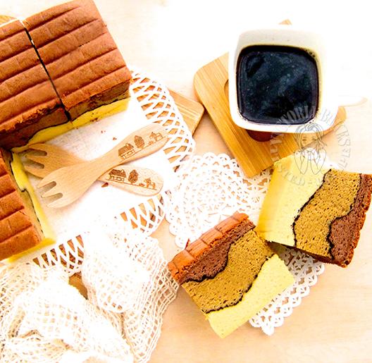ogura light cheesecake 轻乳酪相思蛋糕