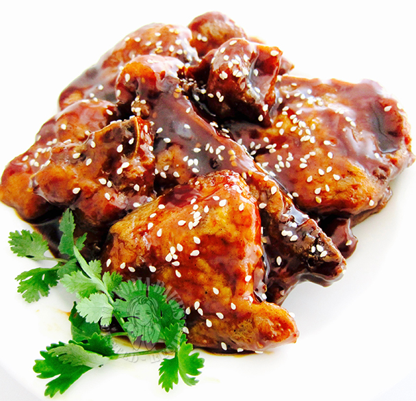 tze char's favourite: kyoto pork ribs (jin du pai gu) ~ highly recommended 煮炒必点:京都排骨~强推