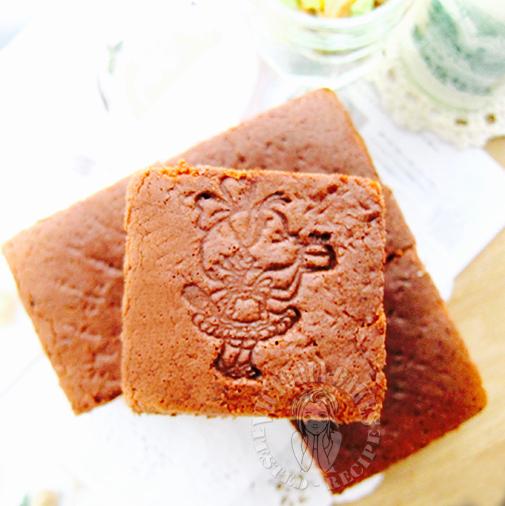 kit kat ogura cake ( *¯ ³¯*)♡ kit kat 相思蛋糕