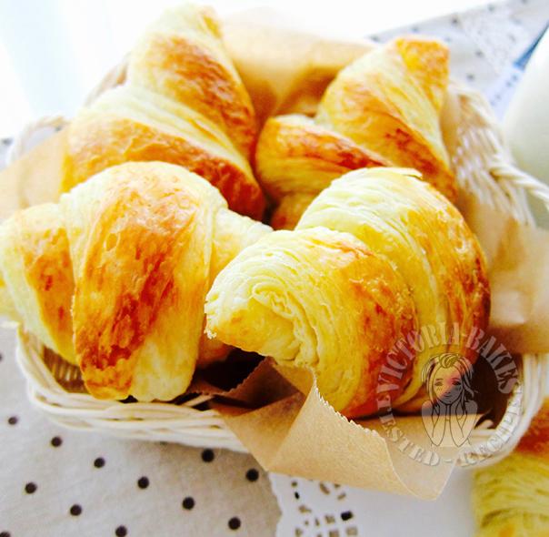 japanese kit kat croissant ~ highly recommended 日式 kit kat 牛角包 ~强推