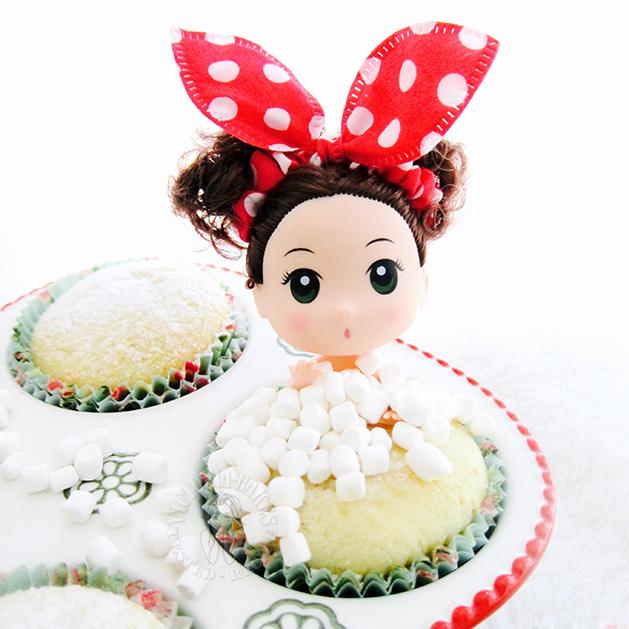 white velvet cupcake 白丝绒纸杯蛋糕