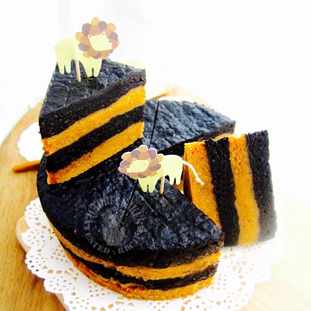 super moist steamed biscuit cereal cake ~ highly recommended 超湿润饼干麦片蒸蛋糕 ~强推