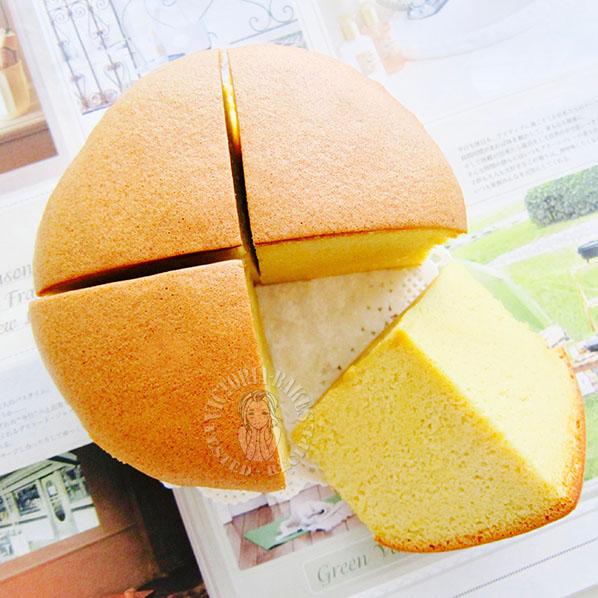 cotton cotton cotton.. kaya cottony cake 咖椰棉花蛋糕 ~ 绵、绵、绵