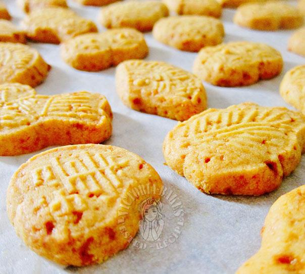 gula melaka butter cookies~ highly recommended 马六甲椰糖曲奇~强推