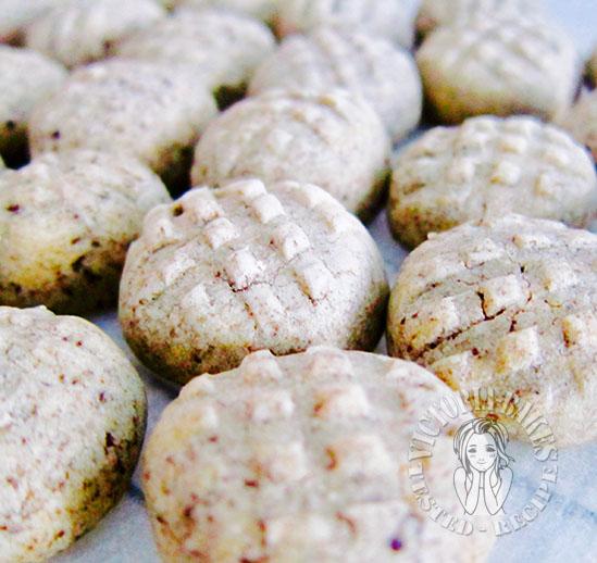 melt in mouth oreo german cookies 入口即化奥利奥德国酥饼