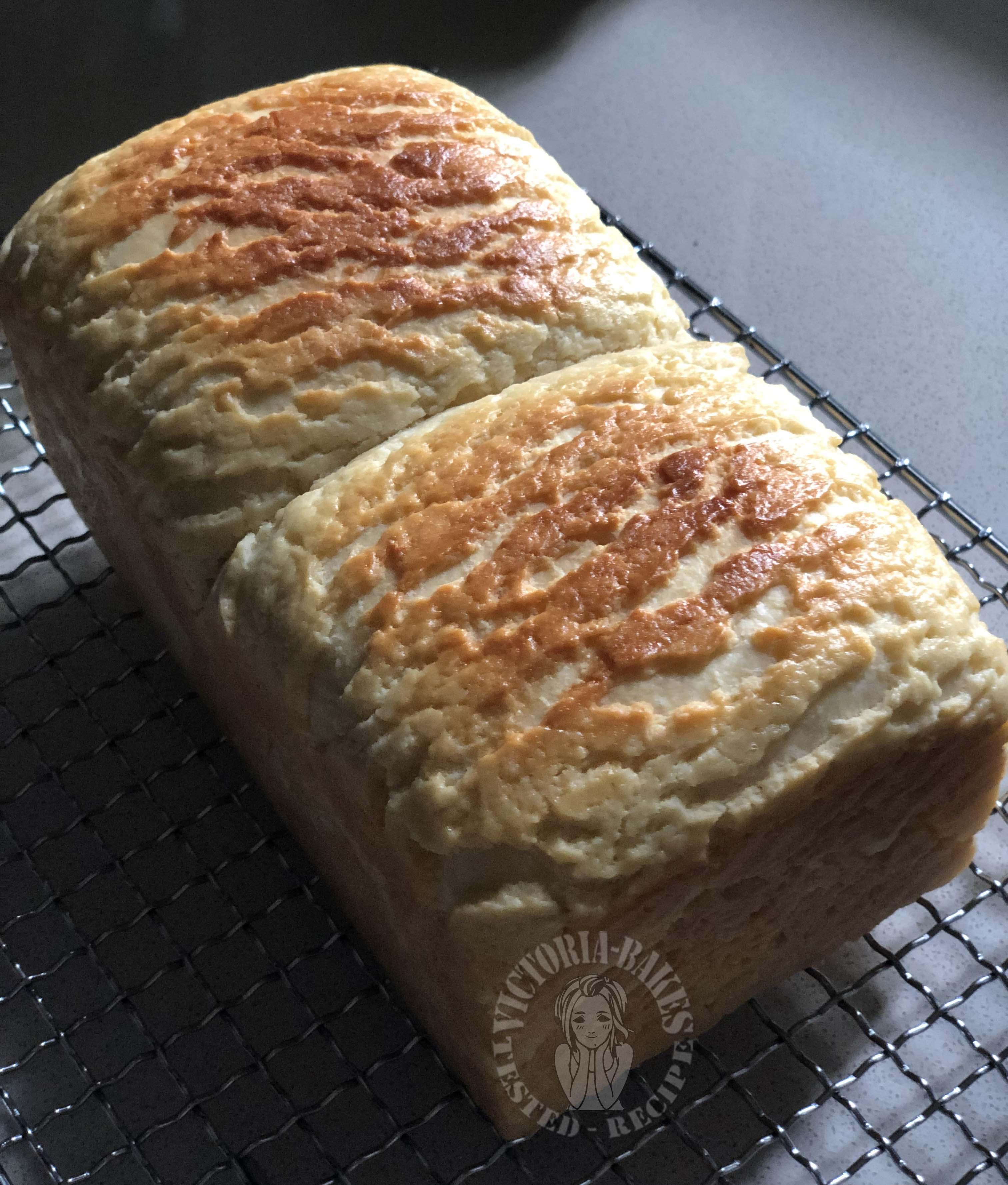 tiger skin killer toast ~ highly recommended 虎皮夺命软吐司 ~ 强推