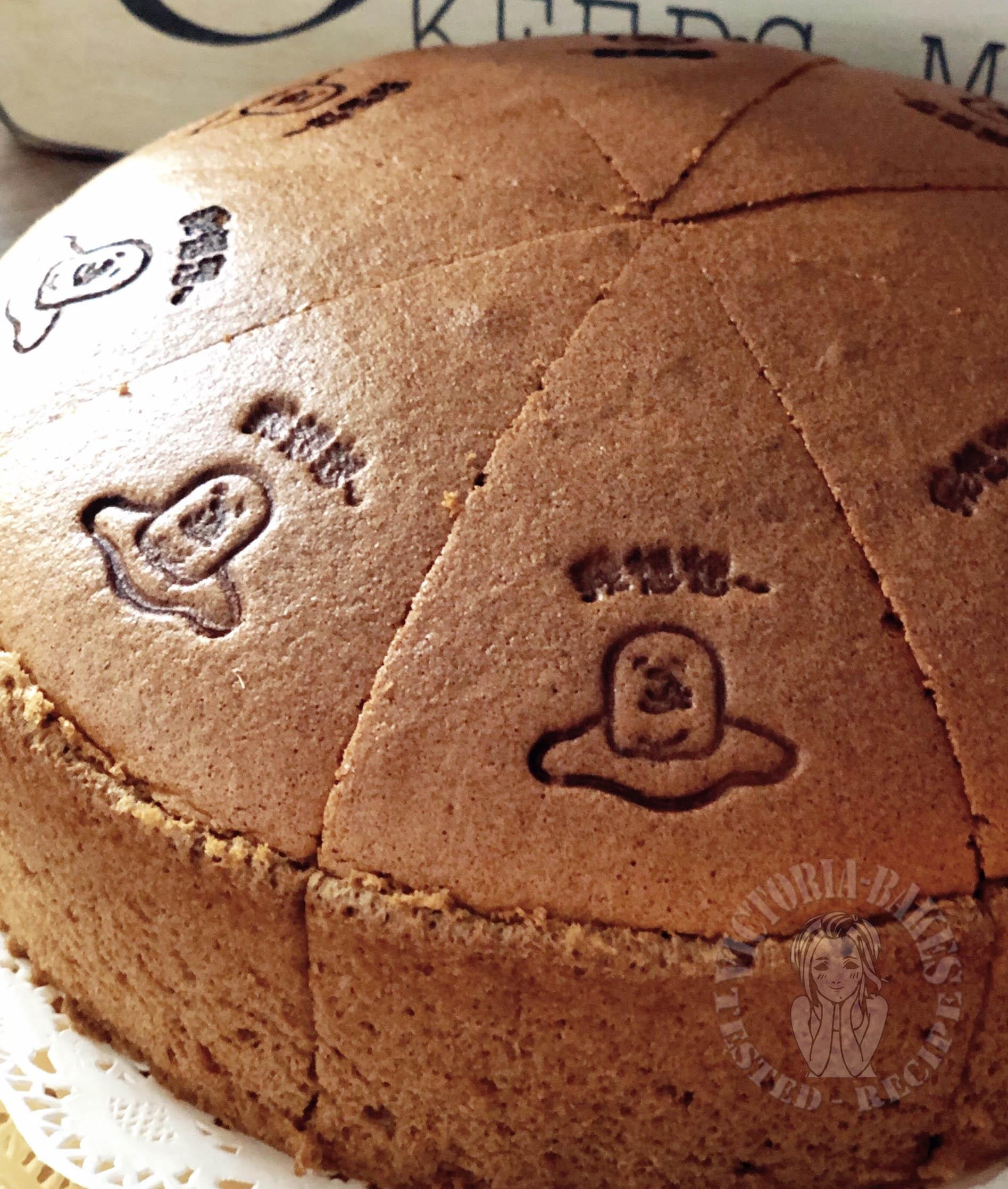 gula melaka coffee cotton cake ~ highly recommended 马六甲椰糖咖啡棉花蛋糕 ~ 强推